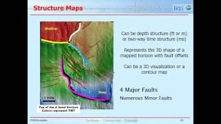 Lesson 11 - Basics of Seismic Interpretation