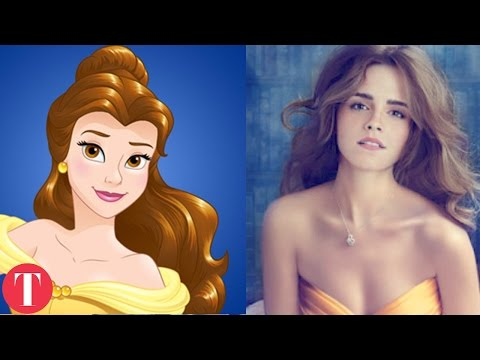 10 Cartoon Disney Movies Come To Life