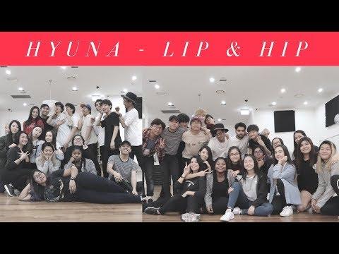 HyunA(현아) - Lip & Hip (KSeoul WSyd)