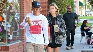 EXCLUSIVE - Justin Bieber Thinks Hailey's Coffee 'Tastes Like Crap!'