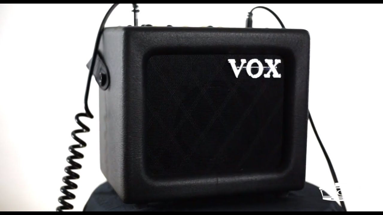 in the studio freddy demarco and vox mini3 g2 modeling guitar amplifier youtube. Black Bedroom Furniture Sets. Home Design Ideas