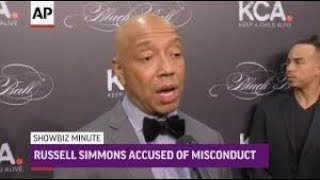 RUSSELL SIMMONS RESPONDS WITH #NOT ME. POLICE INVESTIGATES RAPE ALLEGATIONS