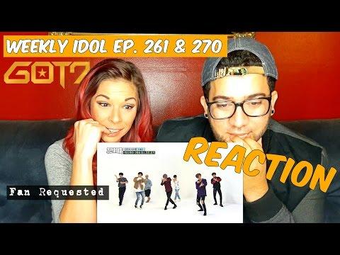 Weekly Idol 2x Faster Version GOT7