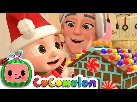 Deck the Halls - Christmas Song for Kids | CoCoMelon Nursery Rhymes & Kids Songs