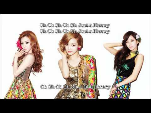 SNSD TTS Taetiseo - Library (Hangul & Romanized & Eng sub)