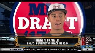 MLB Draft 2017 Day 1