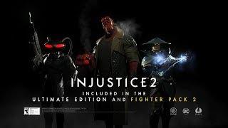 Injustice 2 Fighter Pack #2 revealed