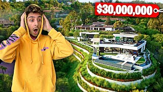 OUR NEW $30,000,000 HOUSE!! (FULL TOUR)