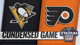 02/23/19 Condensed Game: Penguins @ Flyers
