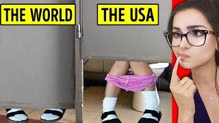 WEIRD Things Only AMERICA Does
