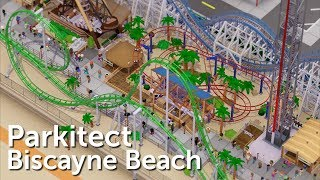 Parkitect Campaign (Part 14) - Biscayne Beach - Seaside Amusement Park