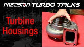 Precision Turbo Turbine Housings