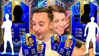 OMG PACKING TOTS UNBELIEVABLY CHEAP!! - FIFA 19 Ultimate Team Pack Opening