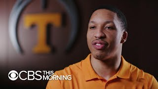 "Tennessee basketball star Grant Williams on his upbringing and being a ""nerd"""