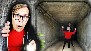 Searching for Daniel in Abandoned Cave! (New Game Master Evidence Reveals the Truth!)