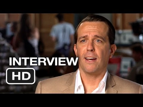 We're The Millers Interview - Ed Helms (2013) - Jennifer Aniston ...