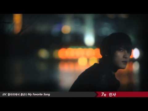 Best20 Favorite Songs of Jaejoong