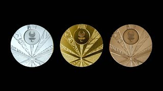 Tokyo 2020 Paralympic Games Medals