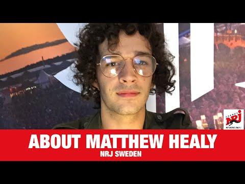 [INTERVIEW] About Matthew Healy - NRJ SWEDEN