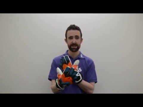 Sells Elite Aqua SILHOUETTE Goalkeeper Glove Preview
