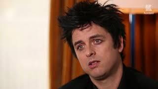 Après la victoire de Trump, l'interview coup de poing du leader de Green Day