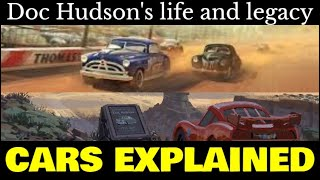 The complete story of Doc Hudson's life and legacy!