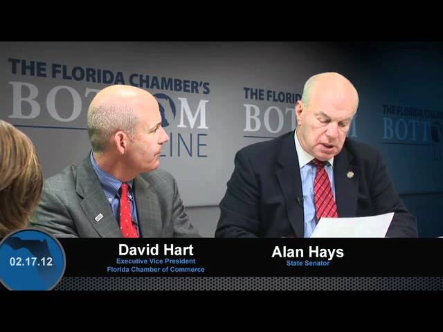 The Florida Chamber's Bottom Line - February 16, 2012