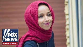 Rep. Omar called out by son of 9/11 victim during memorial ceremony