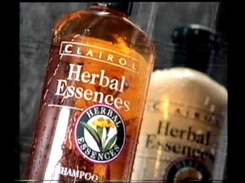 Clairol Herbal Essence Shampoo