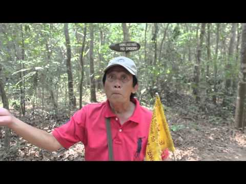 Vietnam, Ho Chi Minh and The Cu Chi Tunnels - Saunders and Ollie