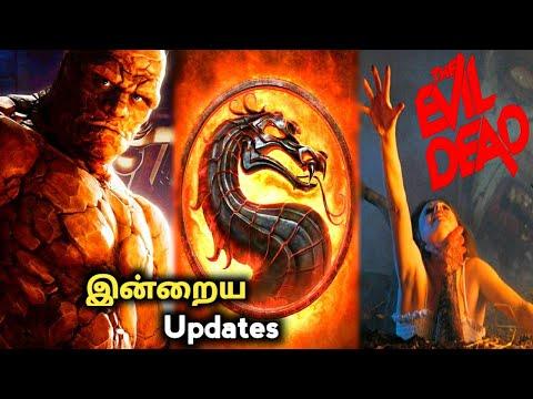 Today Top 5 Updates | Evil Dead | Mortal Kombat | Rip Torn in Tamil