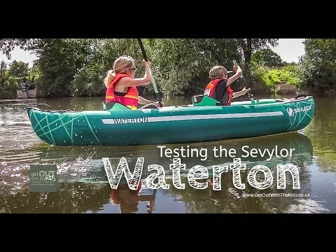 video Sevylor Waterton Test