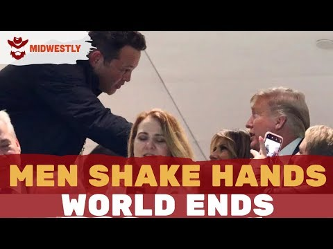 Vince Vaughn Is Cancelled For Shaking President Trumps Hand