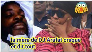 Décès de DJ Arafat : Tina Glamour la mère de Arafat craque et dit tout