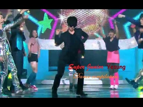 YESUNG FUNNY DANCE