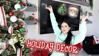 OUR CHRISTMAS HOUSE DECOR