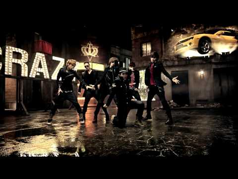 TEEN TOP '미치겠어(Crazy)' M/V DANCE version.