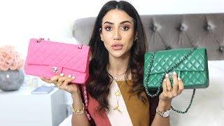HANDBAG COLLECTION 2019 | Chanel, Dior, LV, Hermes | Tamara Kalinic