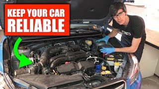 How To Make Your Car Last A Long Time - Simple Checks