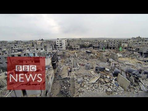 Struggling to rebuild - Gaza