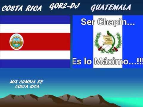 MIX DE CUMBIAS DE COSTA RICA GOR2-DJ