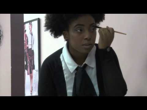 Makeup Tutorial: Natural Prom Look