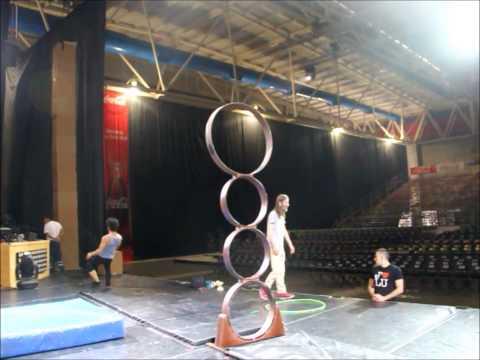 Impresivne akrobatske veštine
