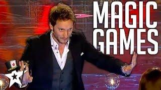 MAGIC GAMES on Got Talent Turkey | Magicians Got Talent