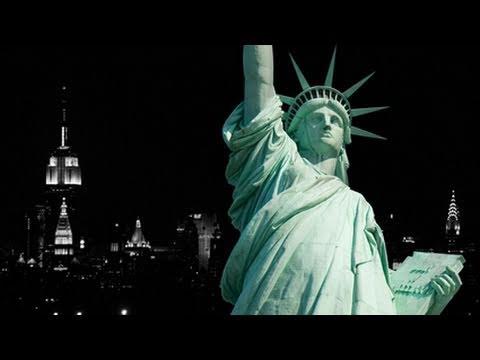 28.10.1886 г. – В Ню Йорк президентът на САЩ Гроувър Кливланд официално открива Статуята на Свободата,