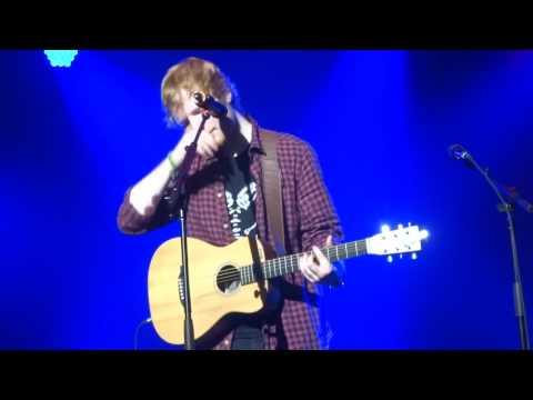 Ed Sheeran - Photograph (first performance) @ The Hammerstein, New York City 14/06/14
