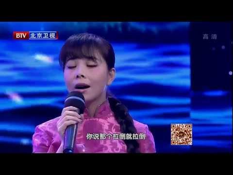 王二妮情歌《一对对鸳鸯水上漂》