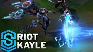 Riot Kayle (2019) Skin Spotlight - League of Legends