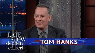 Tom Hanks Discusses 'The Post,' Freedom Of The Press In 2017