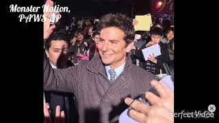 A Star Is Born Japan Premiere ( Bradley arriving and Lady Gaga's Surprise)